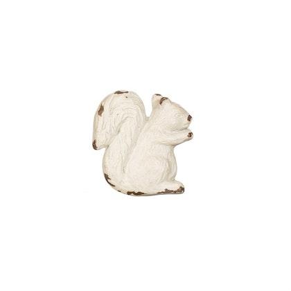 Sass & Belle, knopp antikvit ekorre