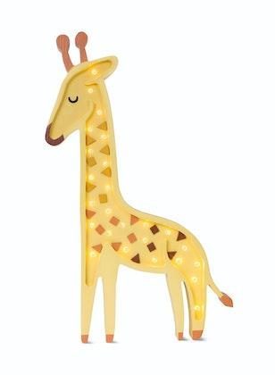 Little Lights nattlampa till barnrummet giraff