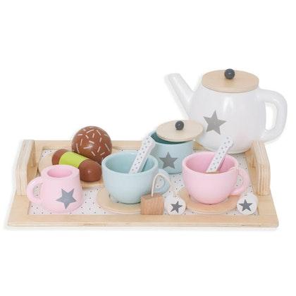 Jabadabado, teset Afternoon tea