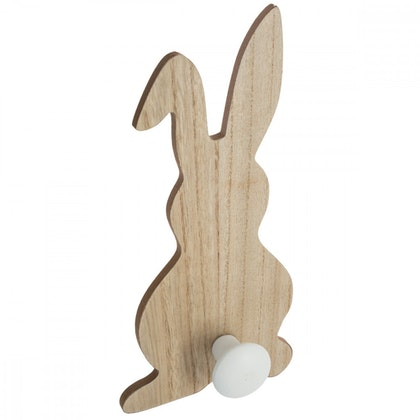 Hängare krok, happy rabbit