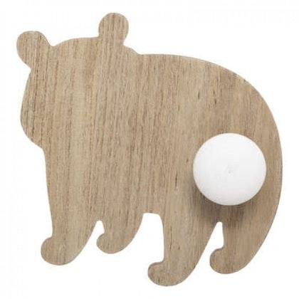 Hängare krok, bear
