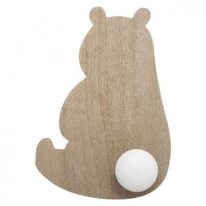 Hängare krokbräda, sweet bear
