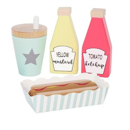 Jabadabado, hot dog meal