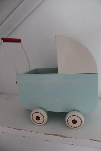 Vagn Ljusblå MAILEG