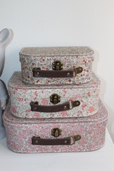 Blommiga Väskor 3-pack SASS & BELLE