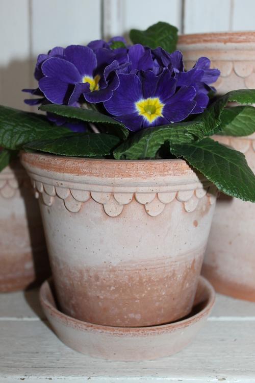 Kruka Köpenhamn Rosa 14 cm Bergs Potter