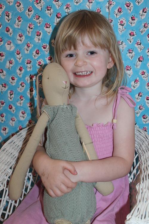 Mega Bunny Girl MAILEG
