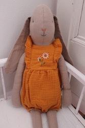 Kanin Medium Size 4 Jumpsuit Orange MAILEG