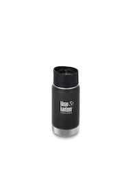 Klean Kanteen Vakuumisolerad Wide Flaska/Termos i rostfritt stål.