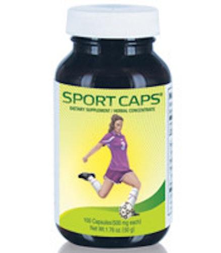 Sportcaps 100 kapslar