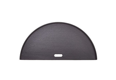Half Moon Cast Iron Reversible Griddle - Big Joe ®