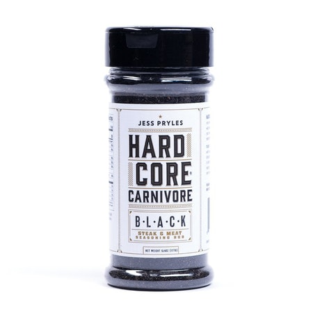 Hardcore Carnivore Black Rub