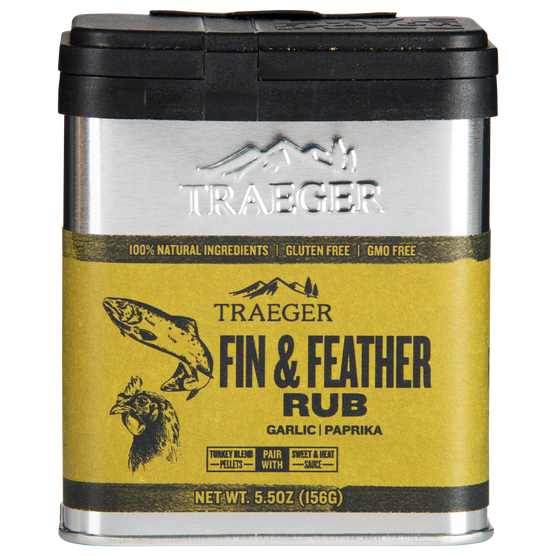 "Traeger ""Fin & Feather"" Rub"