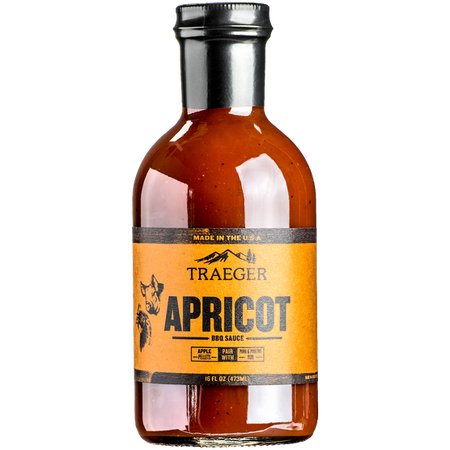 Traeger Sauce Apricot BBQ