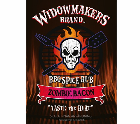 Widowmakers Zombie Bacon Rub