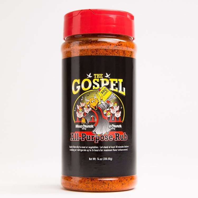 "Meat Church ""The Gospel"" Rub"