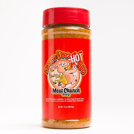 "Meat Church ""Honey Hog Hot"" Rub"