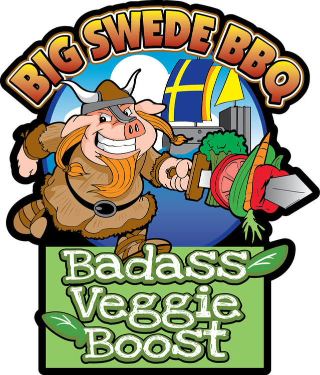Big Swede Badass Veggie Boost (281 g)