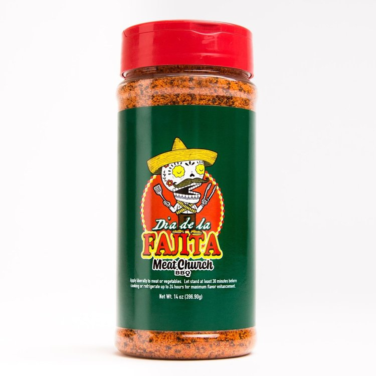 "Meat Church ""Fajita Seasoning"" Rub"
