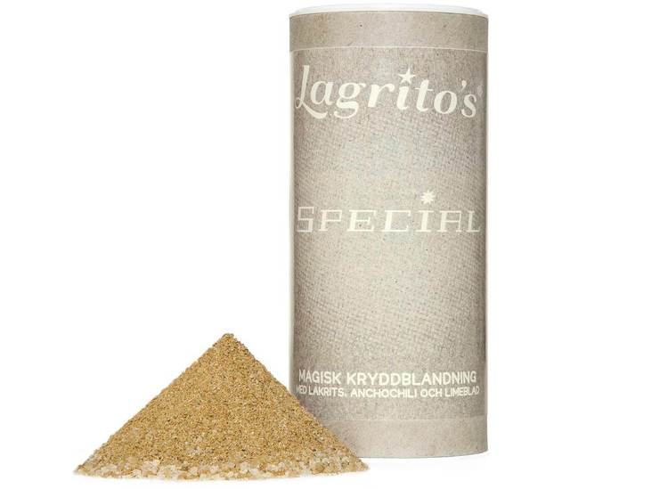 Lagritos Special Rub