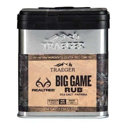 """Traeger """"Big Game"""" Rub"""