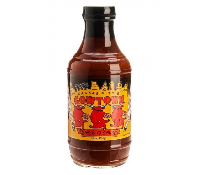Cowtown BBQ Original BBQ Sauce