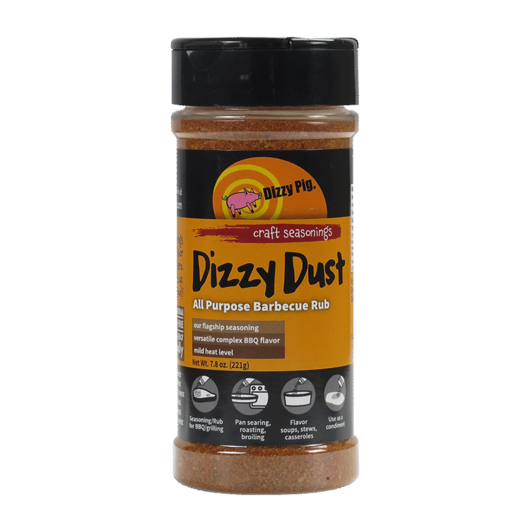 "Dizzy Pig ""Dizzy Dust""Rub"