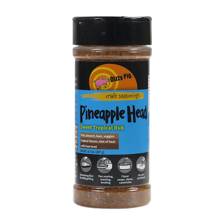 "Dizzy Pig ""Pineapple Head"" Rub"