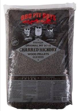 BBQ Pit Boys BBQ Pellets Char Hickory Blend - 9,1kg