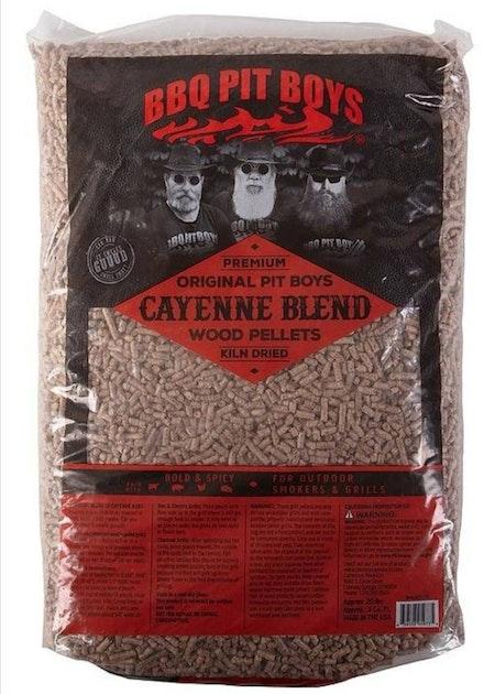 BBQ Pit Boys BBQ Pellets Cayenne Blend - 9,1kg