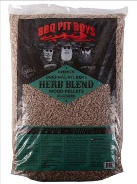 BBQ Pit Boys BBQ Pellets Herb Blend 9,1 kg