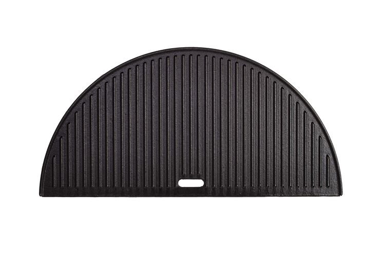 Half Moon Cast Iron Reversible Griddle - Classic Joe ®