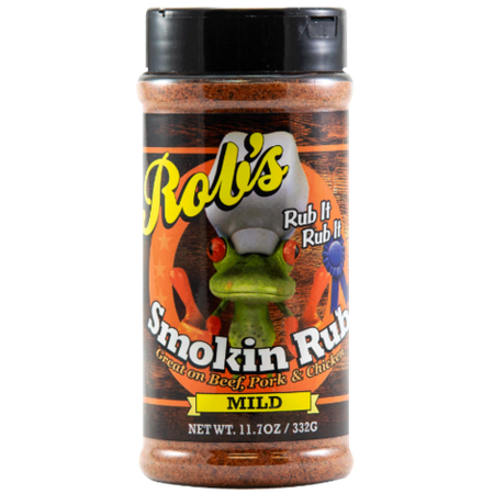 Rob's Smokin' Rub Mild