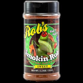 Rob's Smokin' Sweet Rub