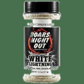 Boar's Night Out - White Lightning Rub