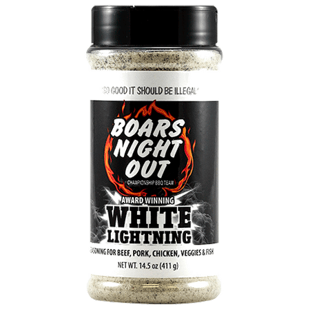 Boar's Night Out - White Lightning Rub