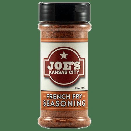 Joe's Kansas City French Fry Seasoning