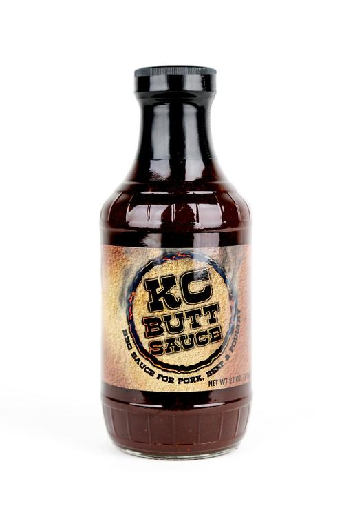 KC Butt Spice Champ Sauce