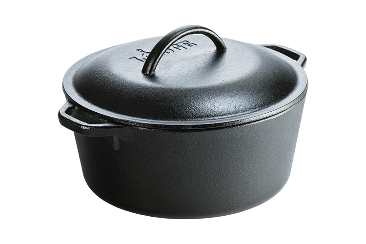 Lodge Cast Iron Dutch Oven 4.7 liter