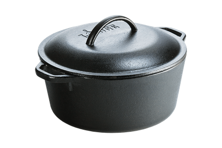 Lodge Cast Iron Dutch Oven 4.7 liter
