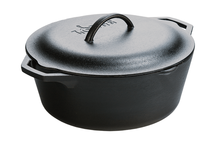 Lodge Cast Iron Dutch Oven 6,62 liter