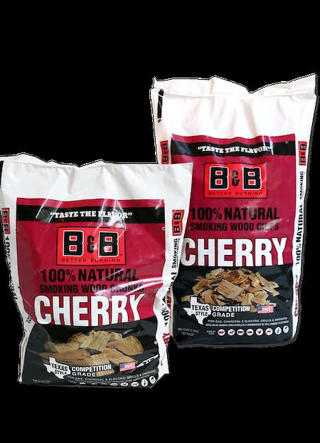 B&B Körsbärs Chunks 2 kg