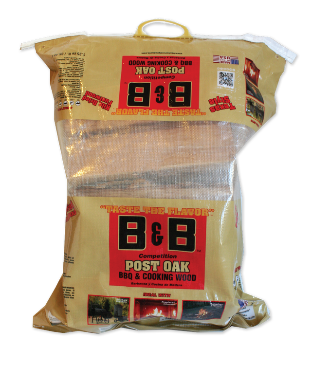 B&B Post Oak Ved 16 kg