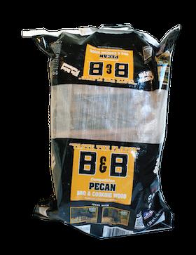 B&B Pecan Ved 16 kg