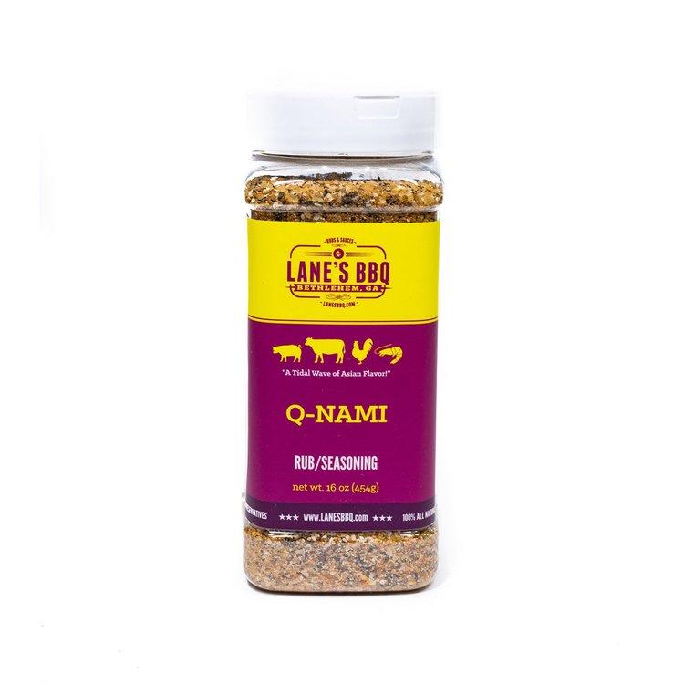 Q-NAMI Rub - Lane's BBQ (454 g)