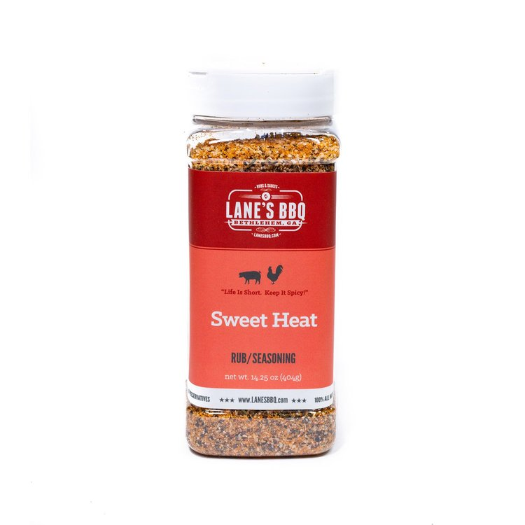 Sweet Heat Rub - Lane's BBQ (404 g)