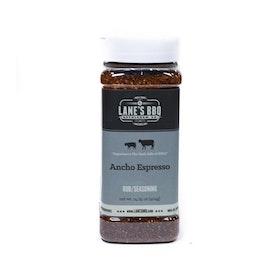 Ancho Espresso Rub - Lane's BBQ