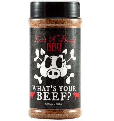 Loot N´Booty Beef Rub