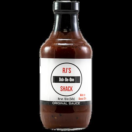 RJ's Bob-Be-Que Shack Original Sauce