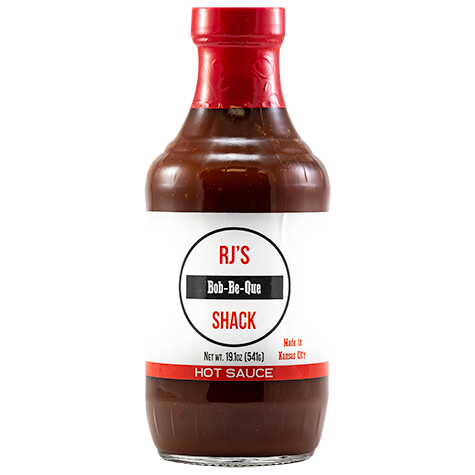 RJ's Bob-Be-Que Shack Hot Sauce